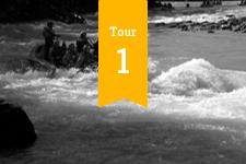 Rafting Tirol Imster Schlucht