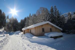 Iglu-Übernachtung in Jungholz (Allgäu/Tirol)
