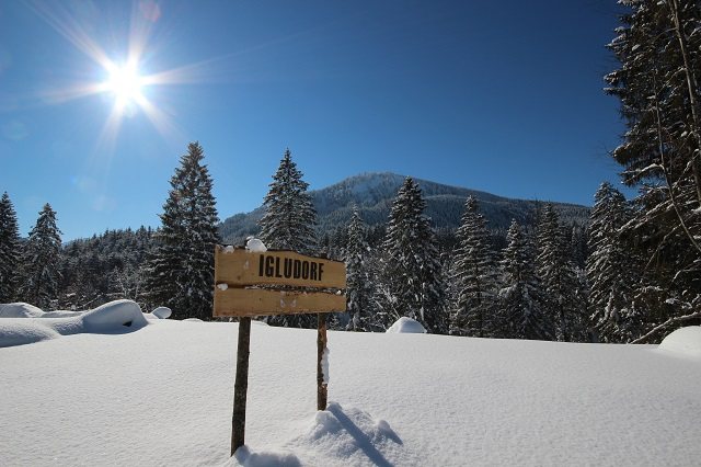 Herzlich Willkommen im Iglu Dorf im Allgäu/Tirol!